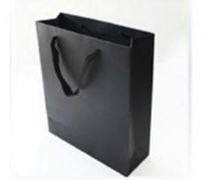 黑卡纸手提袋