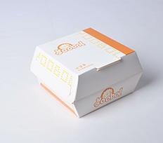 异型汉堡盒