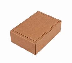 牛皮飞机纸盒