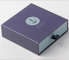 抽屉式茶叶盒